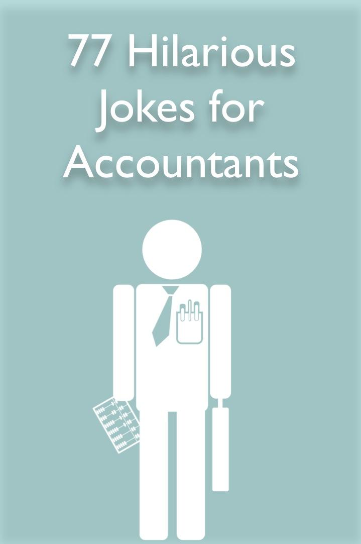 77 Hilarious Jokes for Accountants