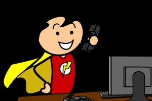 8-superman
